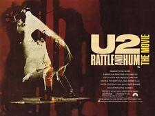 U2 Movie POSTER 30x40