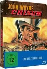 Chisum - John Wayne - Limited Steelbook Edition - Blu-ray