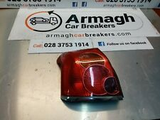 TOYOTA AVENSIS T27 2005 HATCHBACK LH NEARSIDE REAR TAILLIGHT  USED FEW MARKS