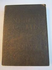 1925 UCLA YEARBOOK SOUTH CAMPUS - RALPH BUNCHE - NOBEL PEACE PRIZE WINNER