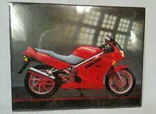 Vintage 80s 90s Honda Superbike Moto GP Racing Street Motorcycle Poster CBR