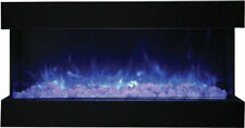 NEW Amantii 50-TRU-VIEW-XL Electric Built-In Fireplace