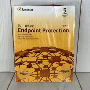 Symantec Endpoint Protection - ( V. 12.1 ) 5 USER BUSINESS PACK NEW