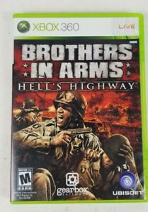 Brothers in Arms: Hell's Highway - Xbox 360 Game - Complete