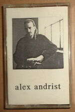 Alex Andrist - rare demo cassette 1991: Without You -The Quiet Sun - Life Line -
