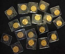 ONE GOLD FULL REAL CHEAPEST SOVEREIGN COIN INVESTMENT OR COLLECTOR IN GIFT BAG 1