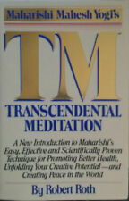 Transcendental Meditation by Robert Roth, Paperback in mint condition