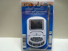 New listing Crofton 44517 Digital Meat Thermometer. New. Sealed.