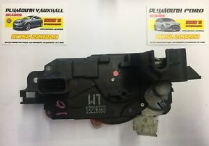 VAUXHALL ASTRA H MK5 LOCKING MECHANISM FRONT DRIVER SIDE 13220368 WT