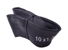 """Pair of 10"""" x 1.75"""" Replacement Bicycle Scooter Pram Schrader Inner Tubes"""