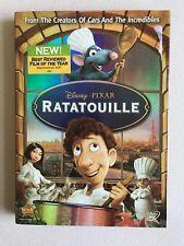 Ratatouille Disney Pixar New DVD with Original Slipcover