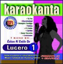 Lucero 1 Karaokanta  Nuevo Sealed