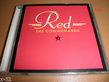 THE COMMUNARDS cd RED tomorrow NEVER CAN SAY GOODBYE for a friend TMTheartTBMG