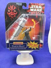 Star Wars Episode I 1998 Darth Maul Deluxe - Phantom Menace – MIMP - Hasbro