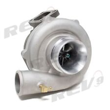 REV9 TX-50E-57 BILLET COMPRESSOR WHEEL TURBO CHARGER .63AR T3 4 BOLT EXHAUST