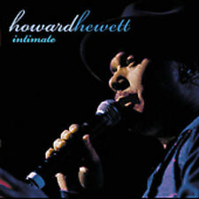 Howard Hewett - Intimate: Greatest Hits Live [New CD]