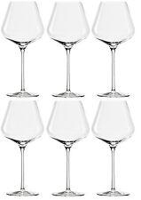 Stölzle Set of 6 Red Wine Glasses Made in Germany Stölzle Quatrophil Range