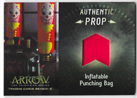 Arrow 3 Prop Relic Card Inflatable Punching Bag PR1 PR-1