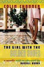 The Girl with The Golden Shoes Colin Channer Paperback