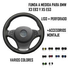 BMW volant e38 e39 e46 x3 x5 pouce obligations nouveau réfèrent Nappa Cuir 44047