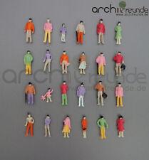 100 x modello possibile personaggi-uomo dipinta a mano 1:100 traccia GG-tipo B