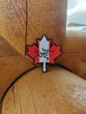 Vintage Arcteryx LEAF Military Patch Shield Ripstop USA CANADA