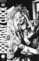Doomsday Clock Comic Issue 5 Limited Final Print Variant Modern Age Geoff Johns