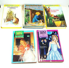 Vintage Nancy Drew Books The Mystery of the Ivory Charm Collection