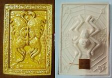 Salika Thai Butterfly Spider Thep Jamlang LP Kruba Krissana Amulet Luck Money