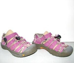 Keen Kids/Boys/Girls Purple Newport H2 Sandals Hiking Water Waterproof Shoes-Sz1