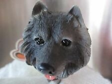Keeshond Interchangeable Head See All Breeds Bodies @ Ebay Store)