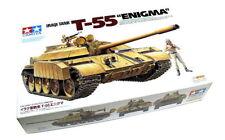 Tamiya Military Model 1/35 Iraqi Tank T-55 Enigma Scale Hobby 35324
