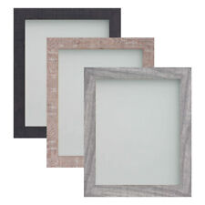Frame Company Blackmore Range Rustic Brown Grey Picture Photo Frames