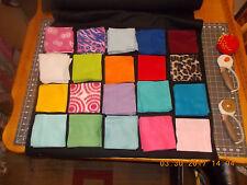 Sugar Glider Fleece Blankies 50 pack random selection