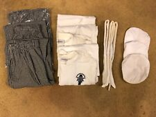Chef Works Uniforms -Chef Coats & Pants- Gently Used -Size Small-Please Read