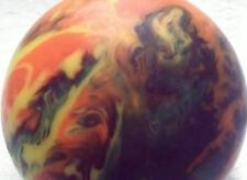 AMF EXTREME COSMIC ERUPTION 10lb HIGHLY COLLECTABLE BOWLING BALL! AWESOME!!
