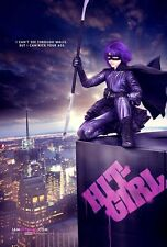 Kick- Ass Hit Girl Original Movie Poster Double Sided 27x40