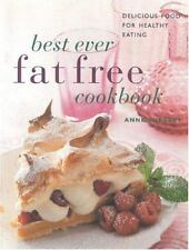 Best-Ever Fat-Free Cookbook: Delicious Food for Healthy Eating (Contemporary
