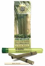 King Palm Slim Cones (1 Pack) with Hippie Butler XL Doob Tube