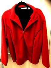Women's Clothing - Fleece Sweatshirt top / Coldwater Creek  3X