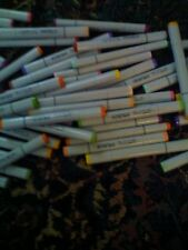 NEW! Set of 25 COPIC Sketch MARKERS No repeats!!  Best Selection COLORS Lot#73