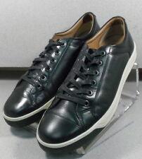 271085 PF38 Men's Shoes Size 9.5 M Black Leather 1850 Series Johnston & Murphy