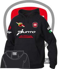 Felpa Hoodie Printed FIAT PUNTO ABARTH Auto Moto Sport Italia Rally Corse 7 Colo