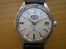 vintage JAPAN CITIZEN 7 Auto dater 19 Jewels automatic Men's Watch