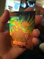 1992 Xmen Hologram Card Set XH1-XH5 Near Mint