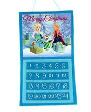 Disney Frozen – calendario de Adviento color azul