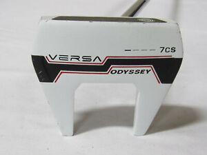 "Used RH Odyssey Versa 7 CS 35"" Putter"