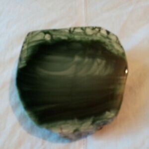 nephrite jade rough jade nephrite apple deep greencrystal mineral rock