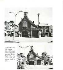 1959 Leighton Buzzard Fire Station, Process Of Decline