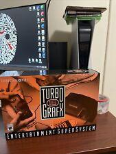 Konami TurboGrafx-16 (PC Engine) Video Game Console System NIB